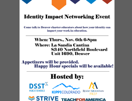 Identity Impact Networking Event