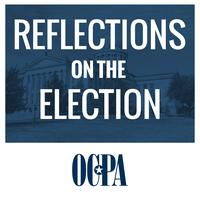 Reflections on the election (Ardmore)