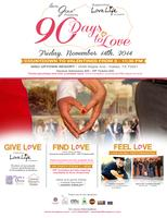 love, Jenn Presents: 90 days to love party: Friday,...