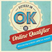 Fittest In OK - Online Qualifier