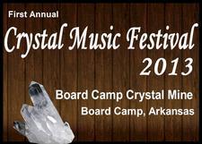 Crystal Music Festival logo