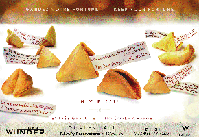 GARDEZ VOTRE FORTUNE / KEEP YOUR FORTUNE 2012