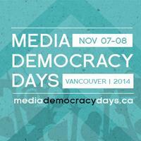Media Democracy Days Workshop: Social Media for Social...