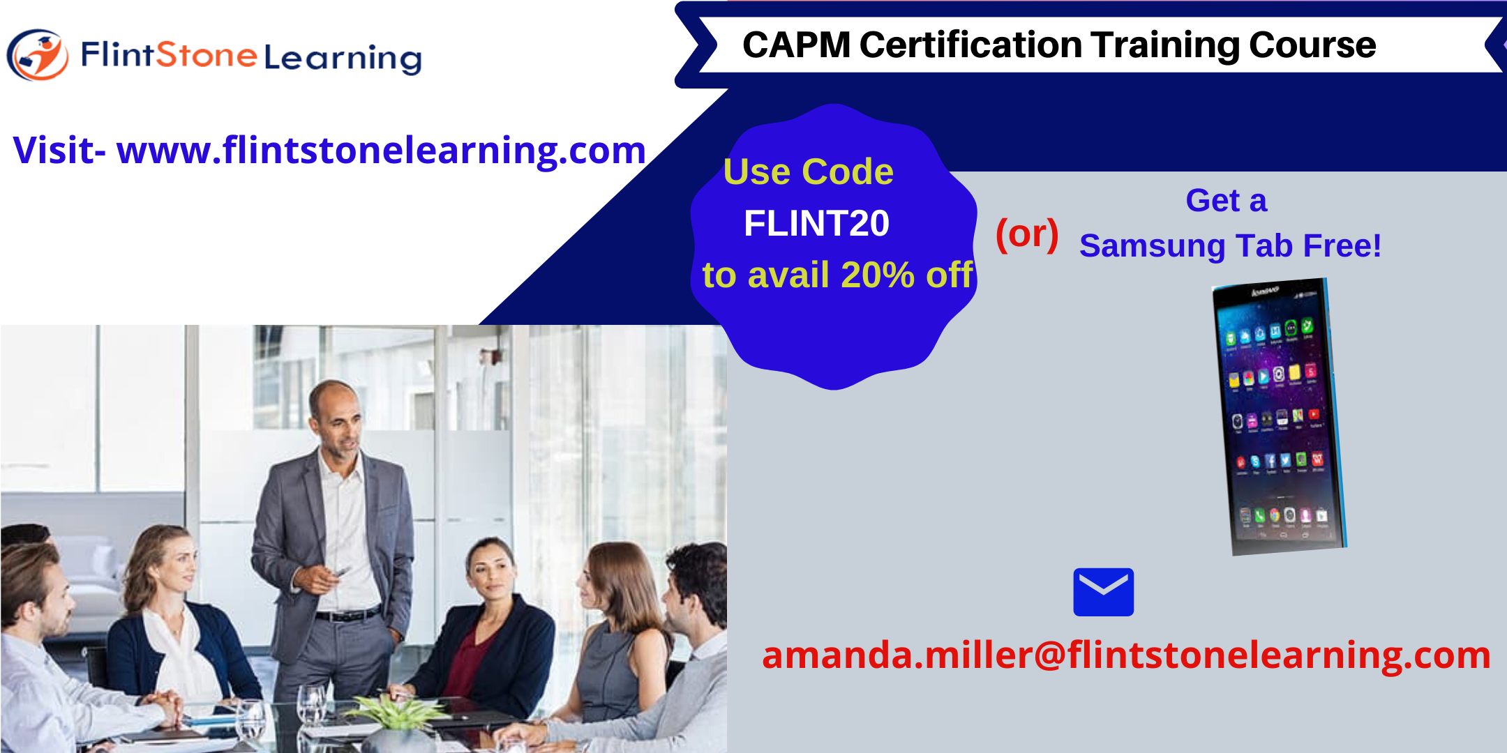 CAPM Certification Training Course in Pasadena, TX