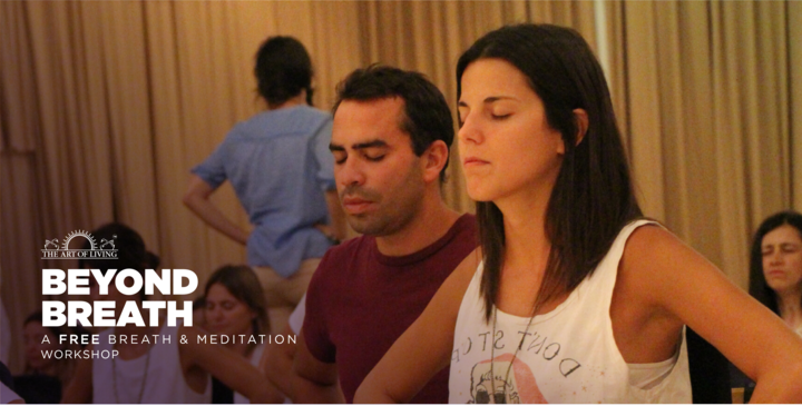'Beyond Breath' - A free Introduction to The Happiness Program in Mississauga