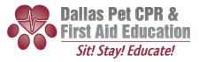 Beth Bowers, Owner/Trainer Dallas Pet CPR & First Aid Education logo