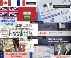 """Conférence """"Informations fiscales Résidents français..."""