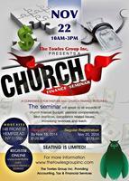 Church Finance Seminar