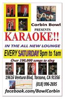 Sing KARAOKE! KARAOKE! every Saturday in the lounge @...
