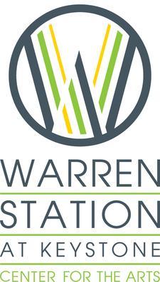 Warren Station Center for the Arts logo