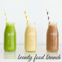 Beauty Food Brunch