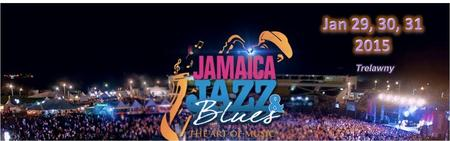 JAMAICA JAZZ AND BLUES 2015