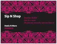 Sip n Shop For A Cause