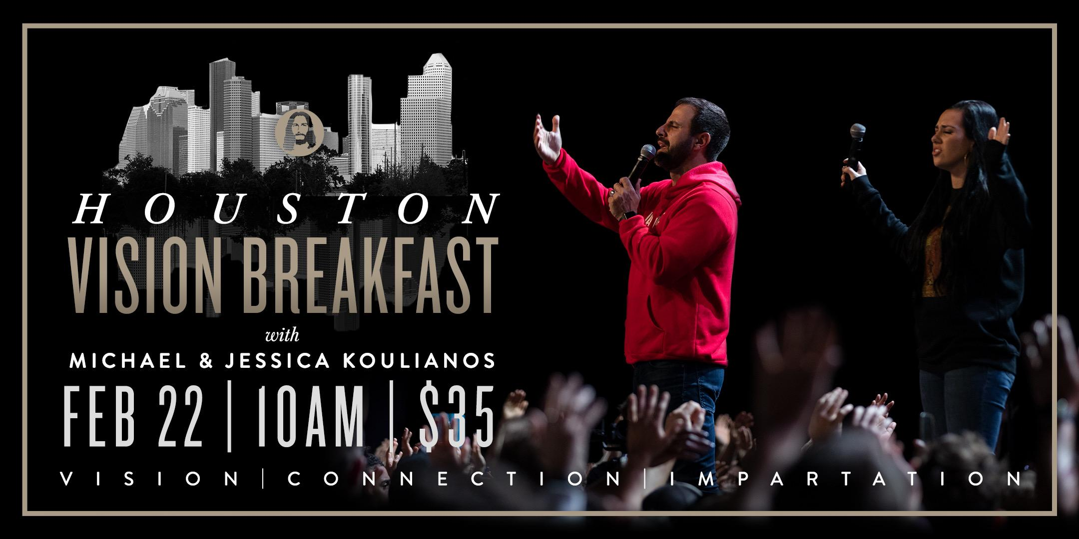 Jesus Image Houston Vision Breakfast 2020