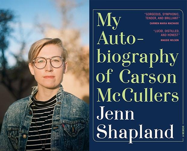 A Celebration of Carson McCullers w/ Jenn Shapland