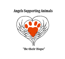 Angels Supporting Animals logo