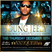AG Entertainment & Crown Royal Black Presents :: Young...