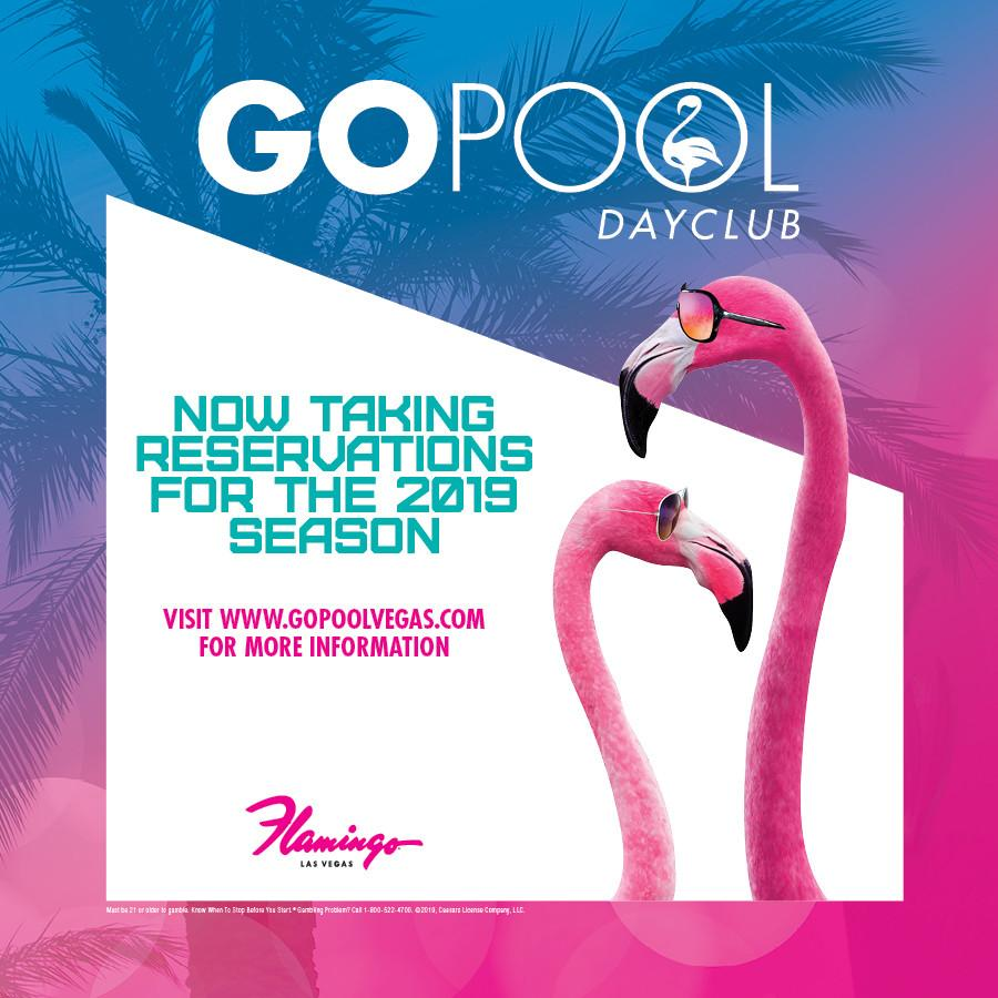Go Monday at Go Pool Free Guestlist - 3/30/2020