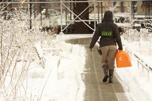 High Line Snow Removal
