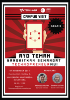 Tech in Asia Campus Visit - Technopreneur Seminar at...