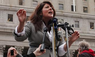 Media Savvy with Naomi Wolf: A workshop for Women...