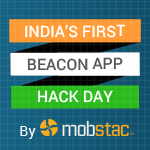 Geek out on Beacons - India's first Beacon App Hack day
