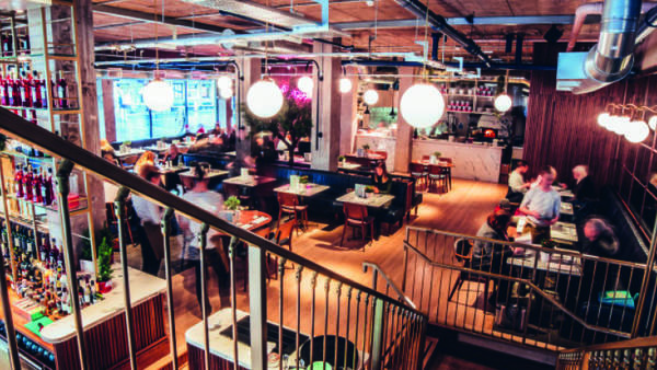 DICE Business Breakfast & Networking