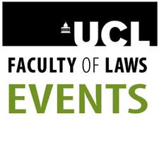 UCL Faculty of Laws Events logo