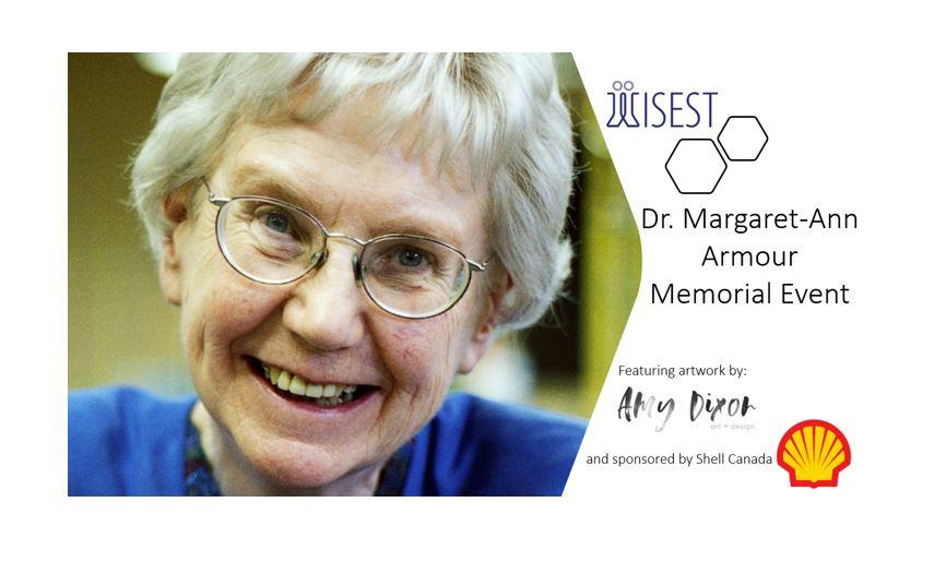 Dr. Margaret-Ann Armour Memorial Event - Sponsored by Shell