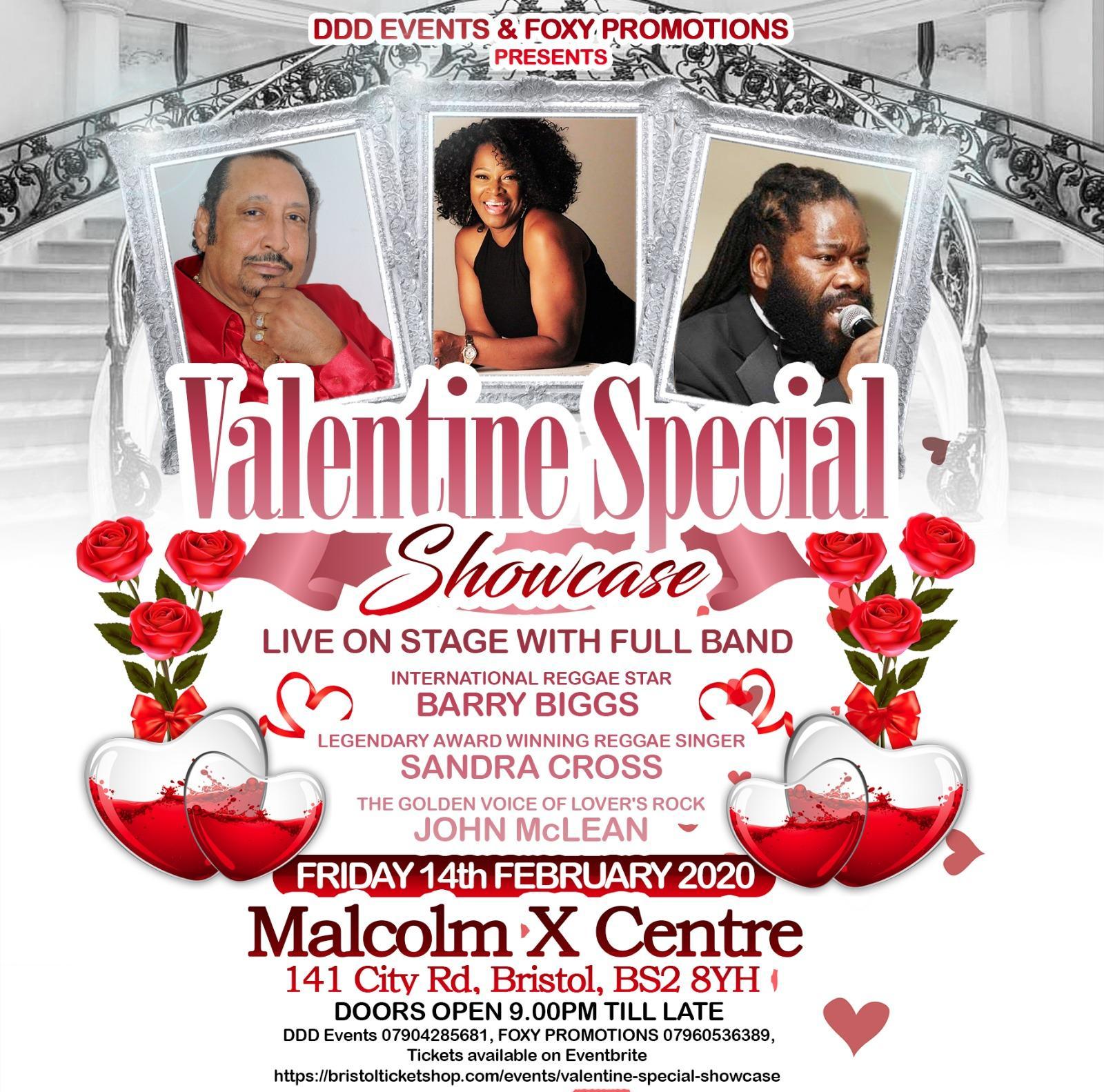 Valentine's Showcase Special