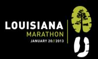 Louisiana MarathonRENDEZVOUS RACESJanuary 20 // 2013
