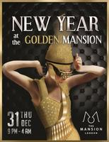 NEW YEAR AT THE GOLDEN MANSION