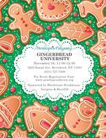 Gingerbread University