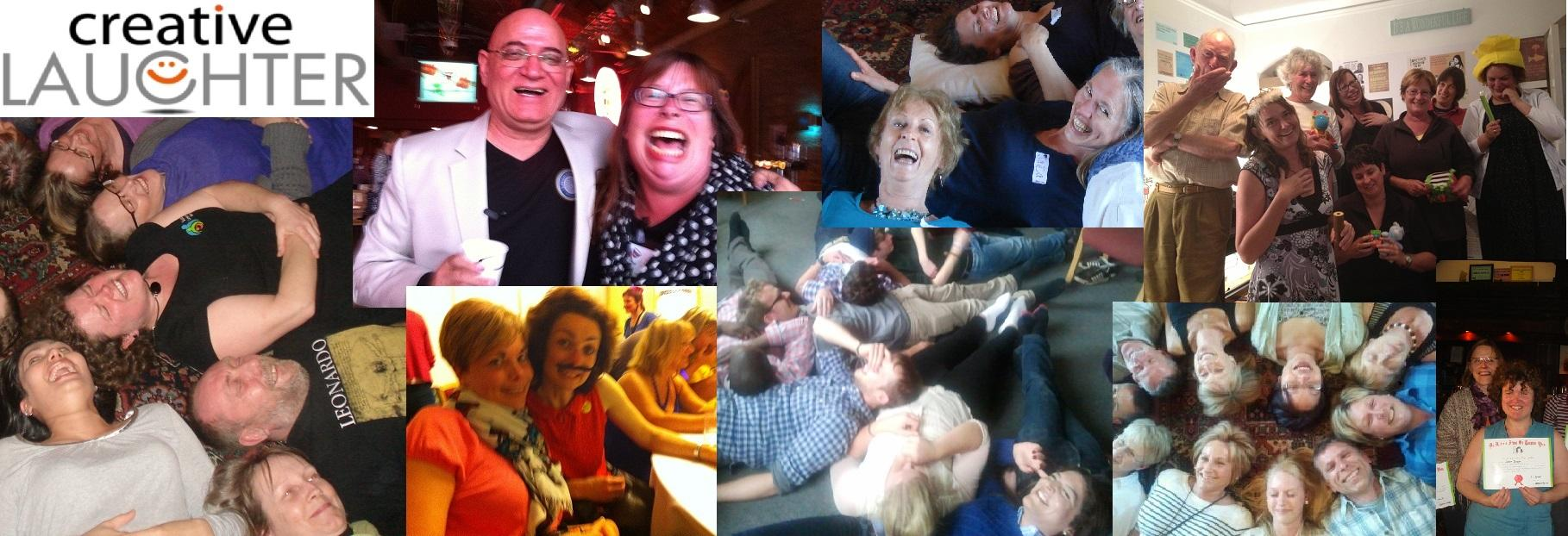 Laughter Yoga Leader (2 day) Training, fully certified. Bristol, Somerset