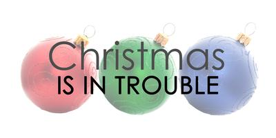 "NEFSoc Competition - ""Christmas Is In Trouble"""