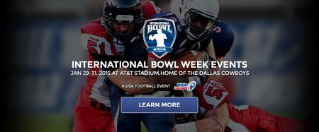 2015 International Bowl: U.S. National Team vs....