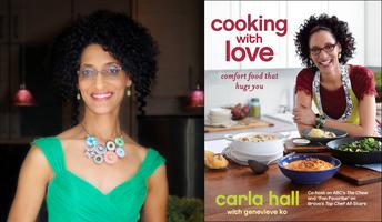Simon & Schuster Authors Live! presents Chef Carla Hall