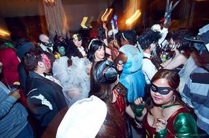 Halloween and Day of the Dead on Hubbard Street