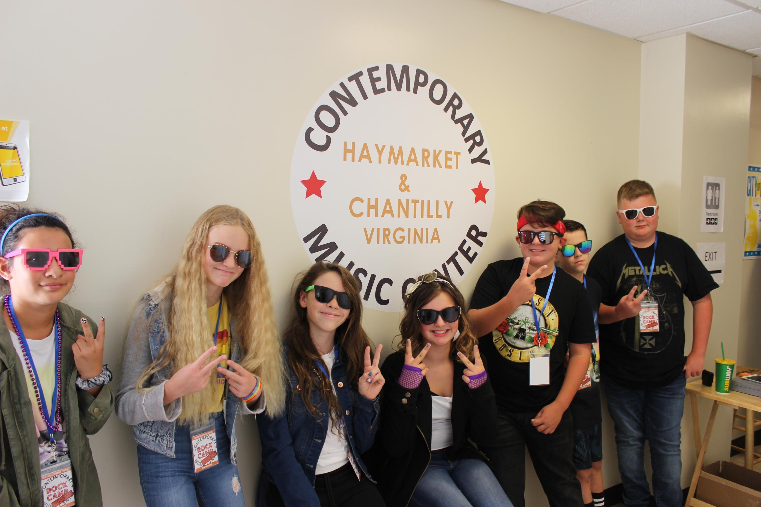 Music Event in Haymarket