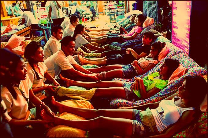 Traditional Thai Reflexology CE Class for Licensed Massage Therapists!