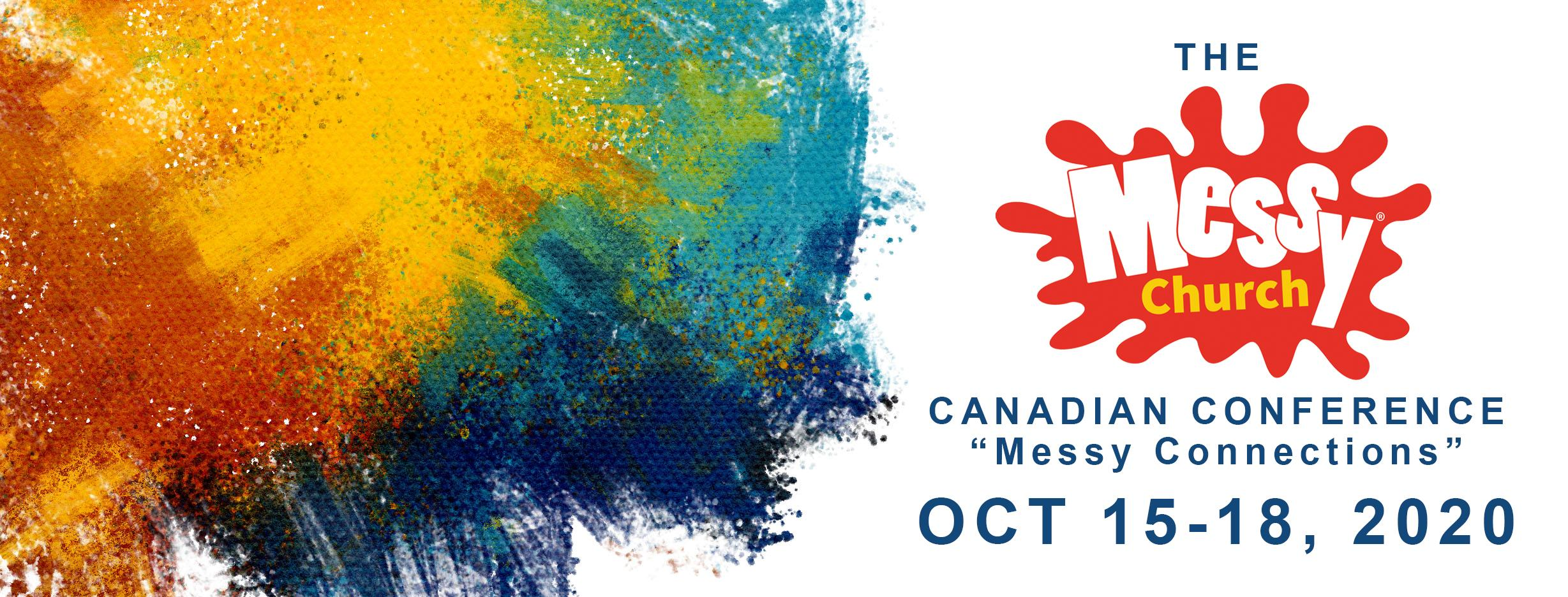 Messy Connections - The Canadian Messy Church Conference