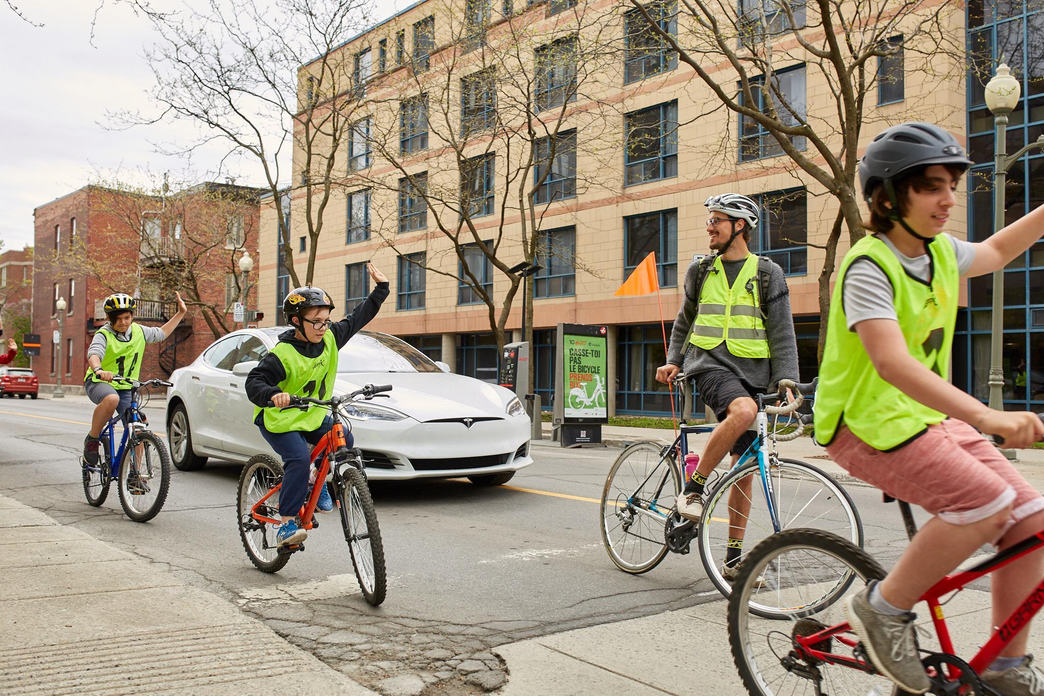 Soirée d'information pour instructrices et instructeurs Cycliste averti Mtl