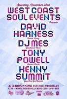 WCS Events - DAVID HARNESS | DJ MES | TONY POWELL |...