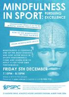 Mindfulness for Sport (adults/december): Pursuing...