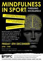 Mindfulness for Sport (teens/december): Pursuing...