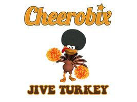 November Cheerobix Workshop - Jive Turkeys!