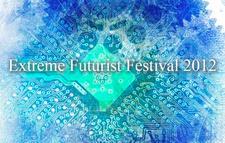 Extreme Futurist Festival logo