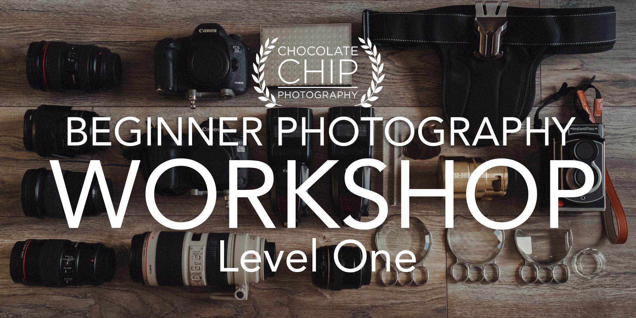 Beginner Photography Workshop - Level One