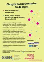Glasgow Social Enterprise Trade Show