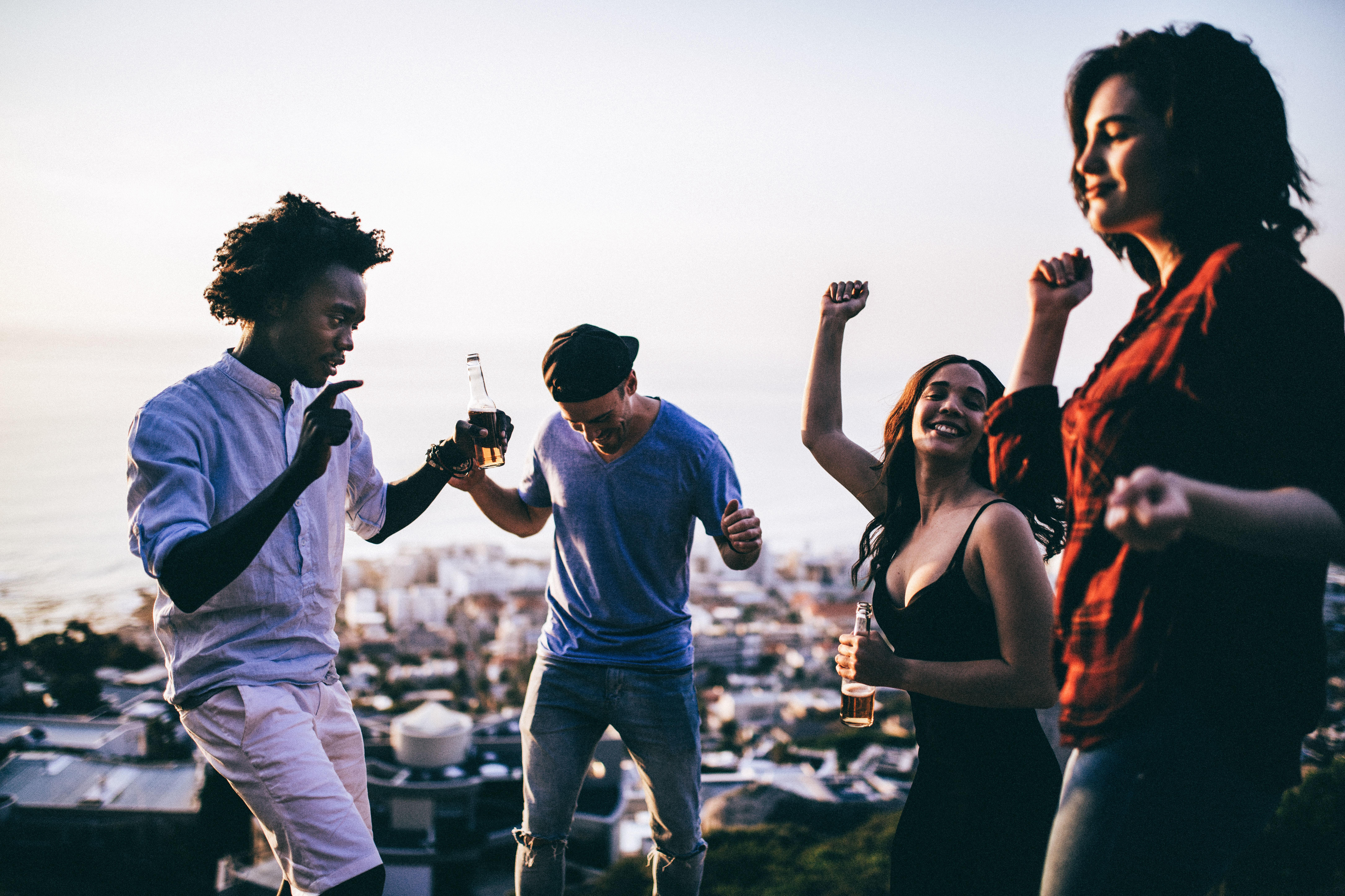 California Sol: Rooftop Party
